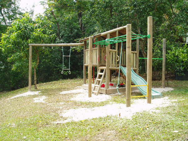 Loglink Cubbies, Play Equipment and Pool Slides